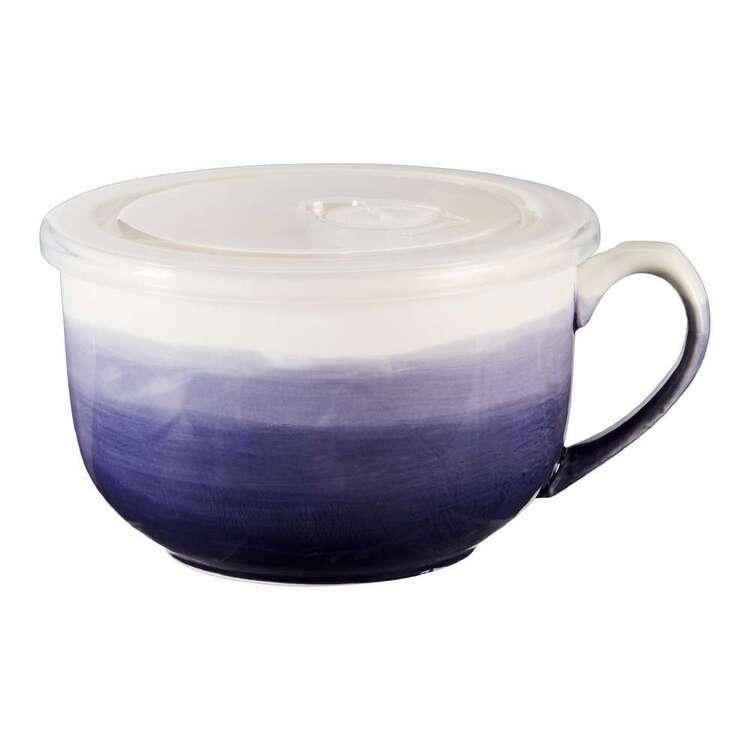 Dine By Ladelle Kalen Ombre Microwave Soup Mug