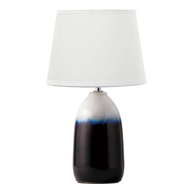 Cocoon Comfort Ombre Table Lamp