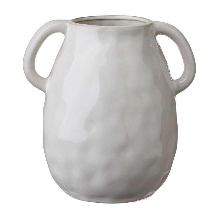 Living Space Winter Coastal 18.5 x 19 cm Ceramic Vase