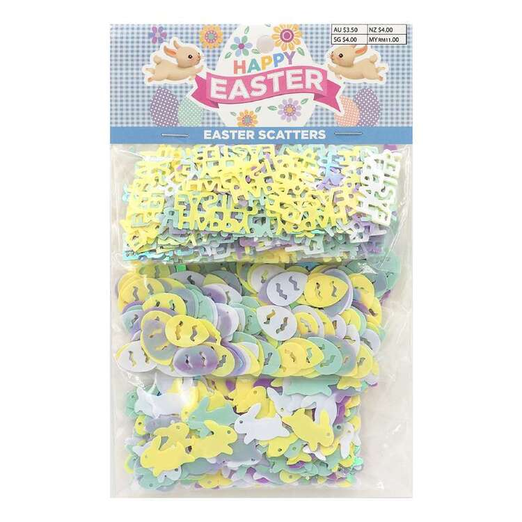Happy Easter Scatters