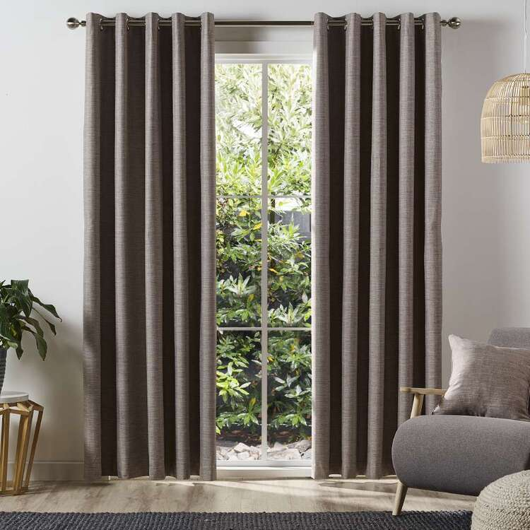 KOO Eclipse Blockout Eyelet Curtains