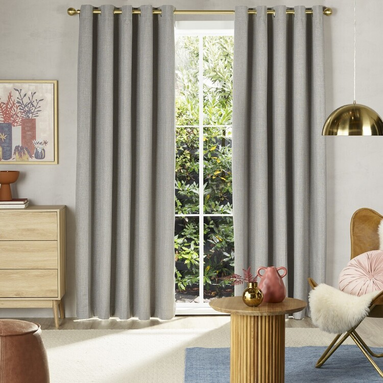 KOO Cocoon Blockout Eyelet Curtains