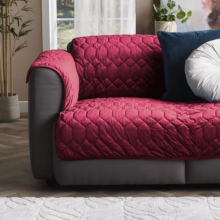 KOO Luxe Velvet Sofa Cover