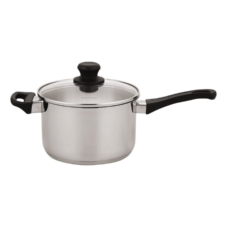Scanpan 3.5L Stainless Steel Saucepan