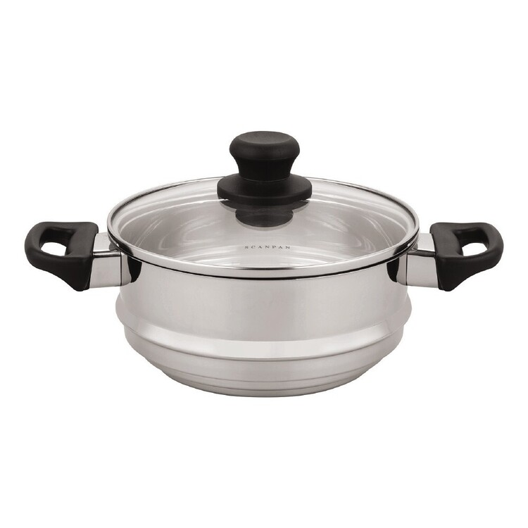 Scanpan Steamer With Lid