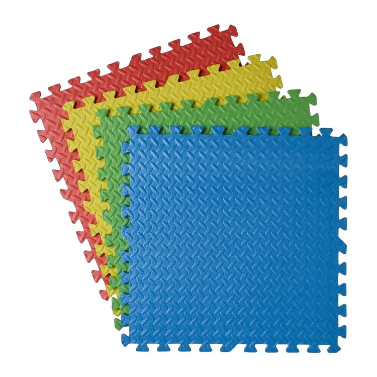 EVA Coloured Foam Tiles