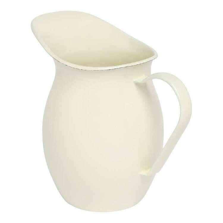 Wiltshire Enamel 1.5L Milk Jug