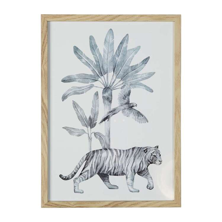 Cooper & Co Tiger Framed Print
