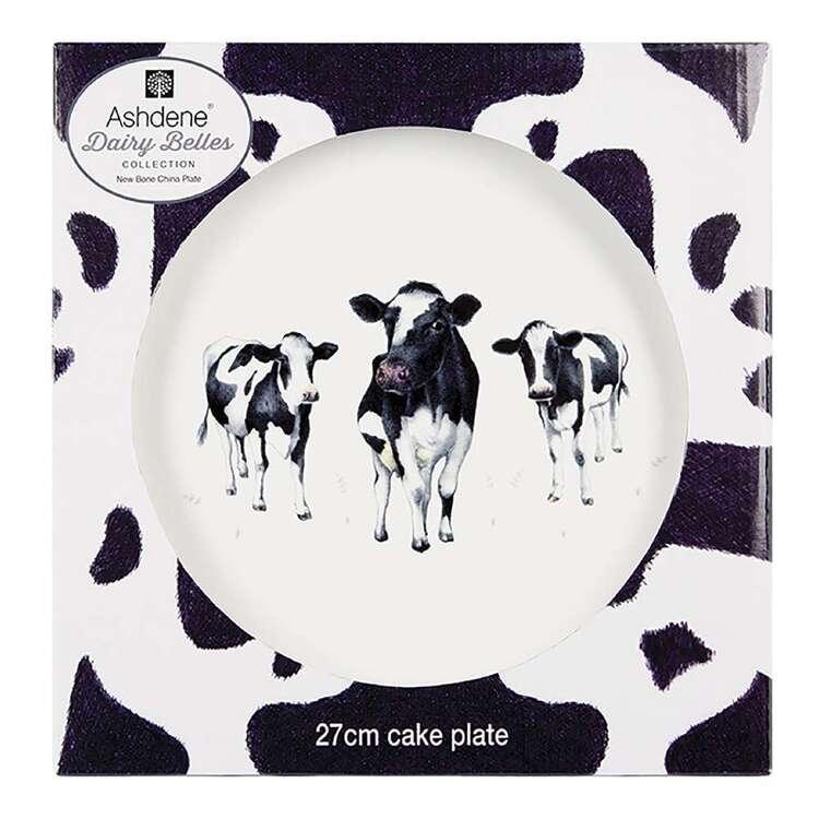 Ashdene Dairy Belles Cake Plate