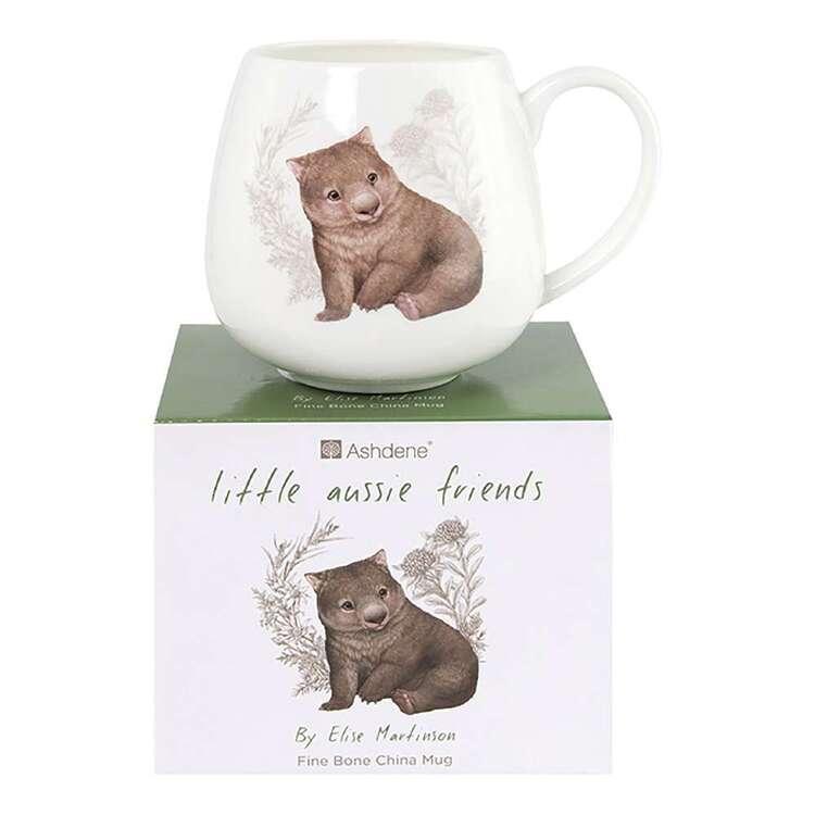 Ashdene Little AU Friends Wombat Hug Mug