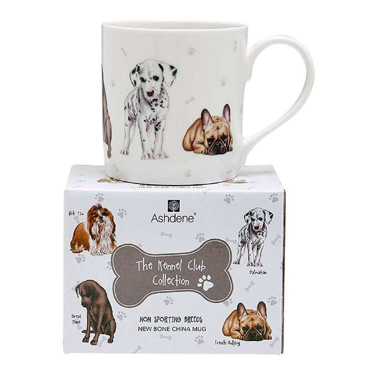 Ashdene Kennel Club Non Sporting Breeds City Mug