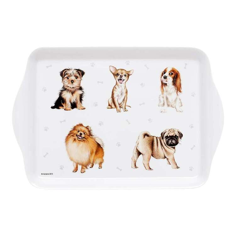 Ashdene Kennel Club Toy Breeds Scatter Tray Multicoloured