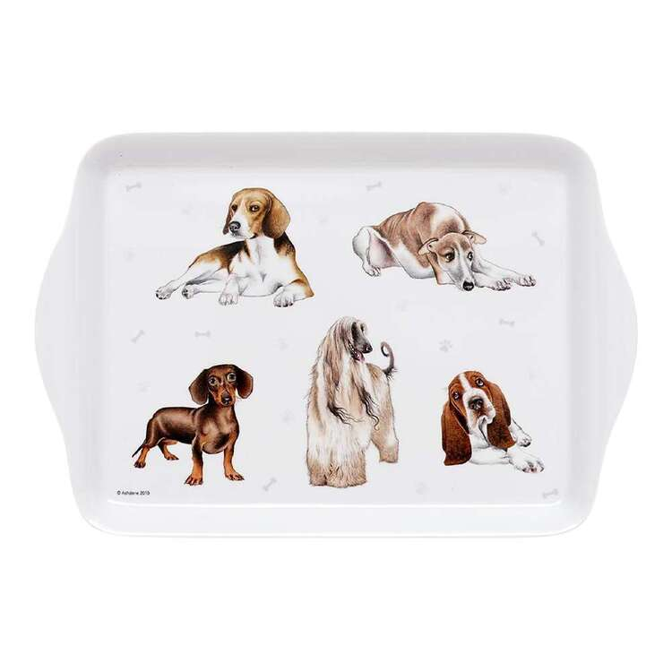 Ashdene Kennel Club Hound Breeds Scatter Tray