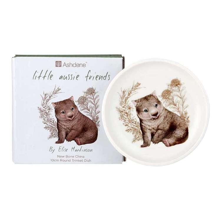 Ashdene Little AU Friends Wombat Trinket Dish