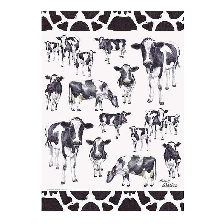 Ashdene Dairy Belles Kitchen Towel