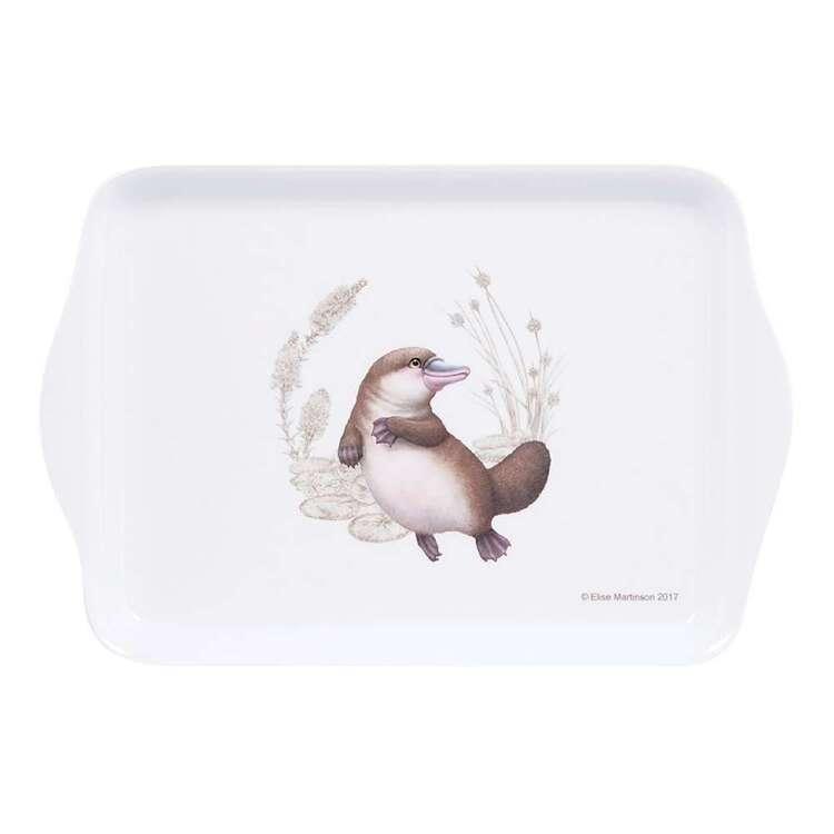 Ashdene Little AU Friends Platypus Scatter Tray