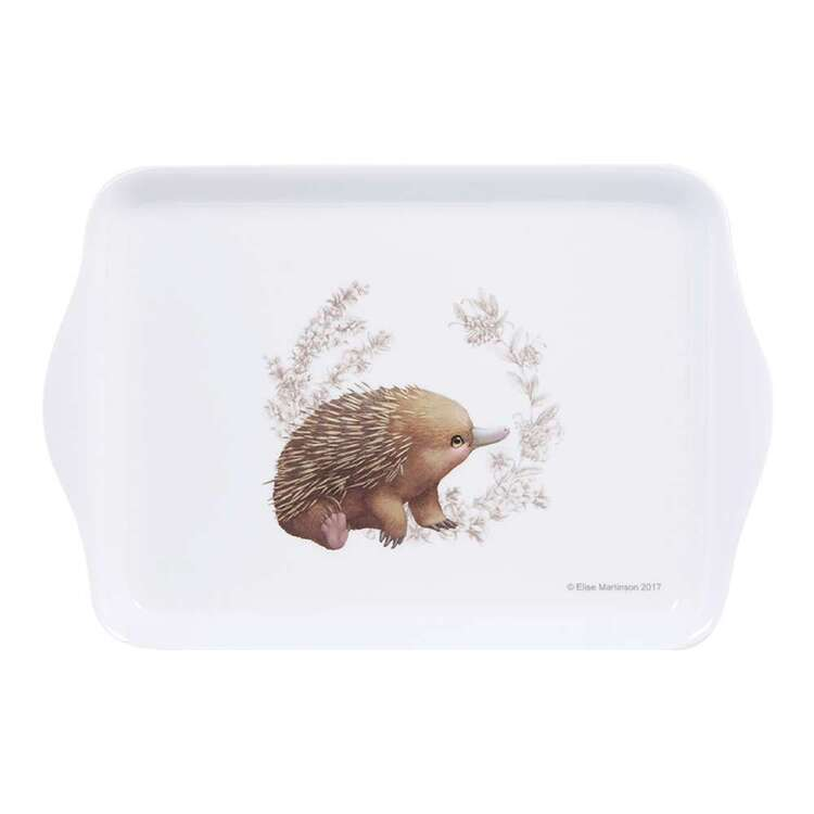 Ashdene Little AU Friends Echidna Scatter Tray Multicoloured