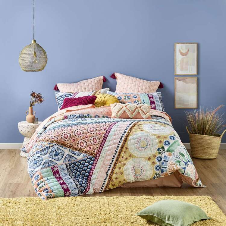 KOO Indianna Quilt Cover Set