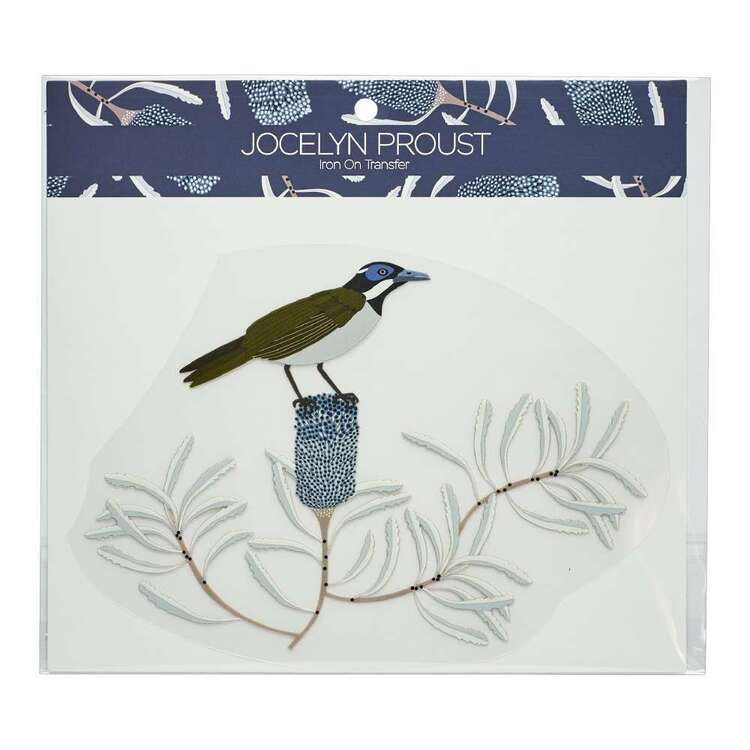 Jocelyn Proust Honeyeater Iron On Transfer