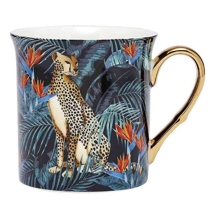 Ashdene In The Jungle Cheetah Tall Flare Mug