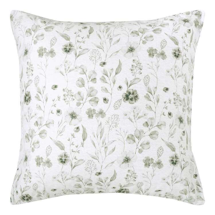 Ombre Home Classic Chic Fleur Euro Pillow Case