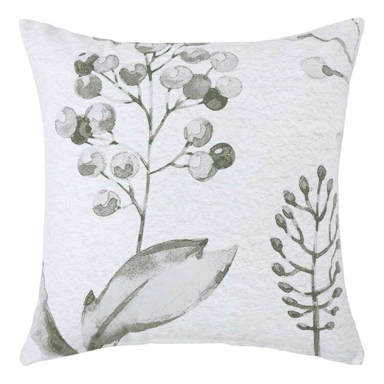 Ombre Home Classic Chic Abi Printed Cushion