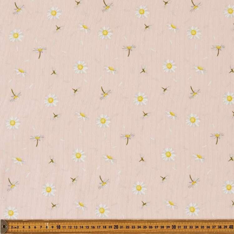 Aurora Printed 112 cm Pinwale Cotton Corduroy Fabric