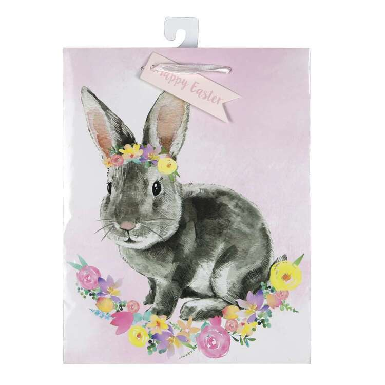 Bunny Medium Easter Gift Bag