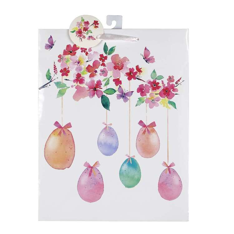 Eggs Large Easter Gift Bag