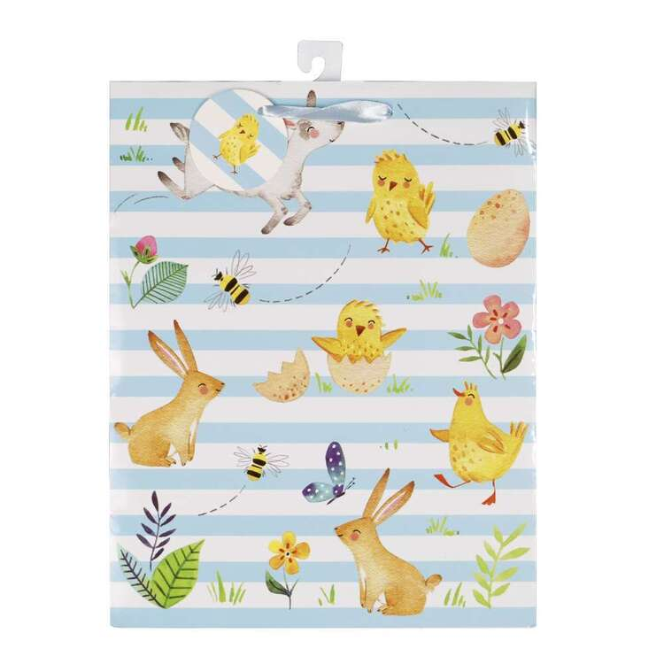 Animal Large Easter Gift Bag