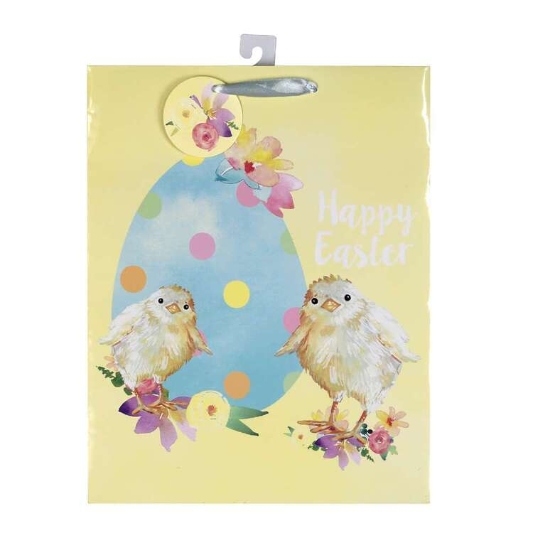 Chick Large Easter Gift Bag