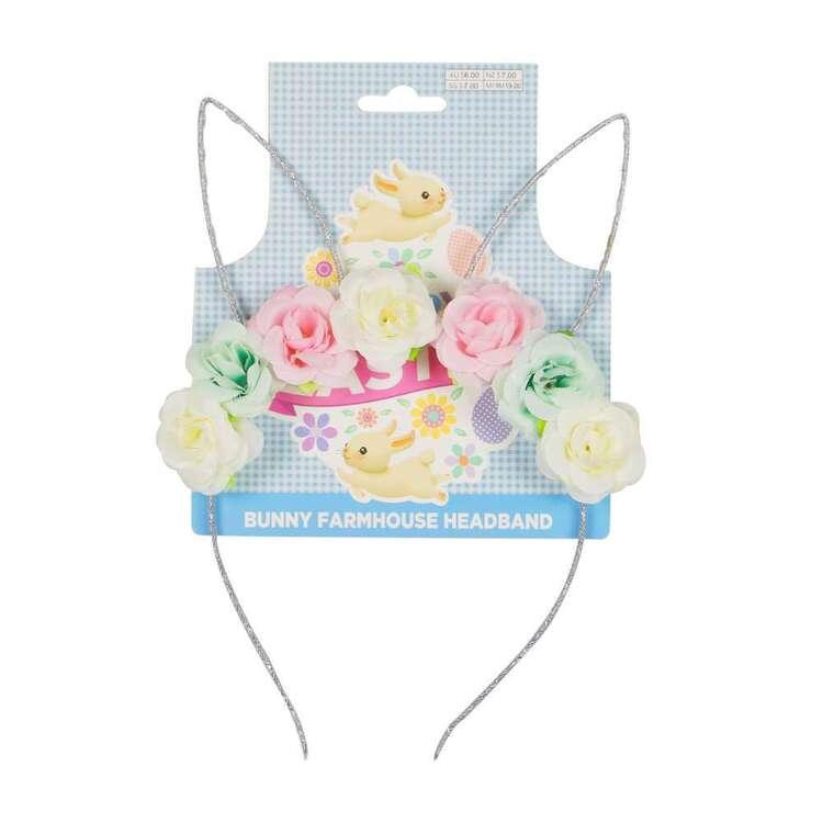 Bunny Farmhouse Headband