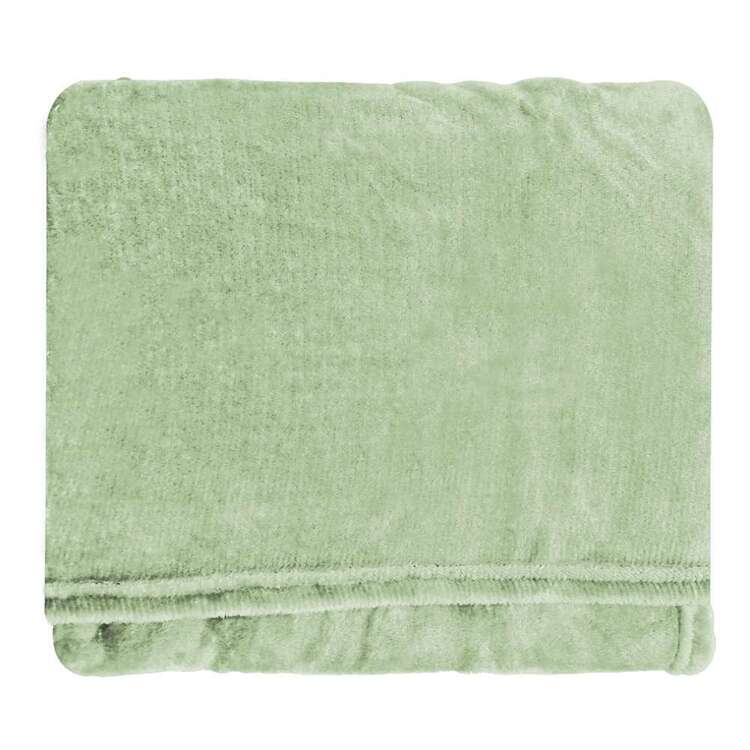 Ombre Home Classic Chic Fleece Throw