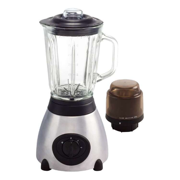 Singer Glass Blender With Coffee Grinder