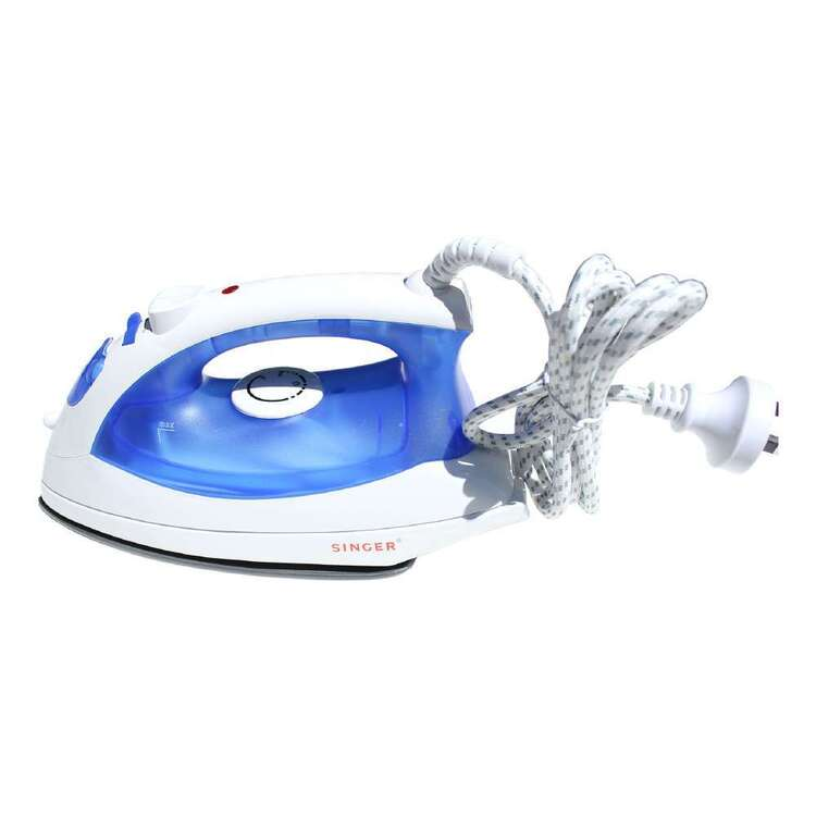 Singer Steam Iron With Teflon Soleplate