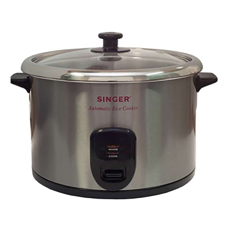 Singer 2.5L Rice Cooker