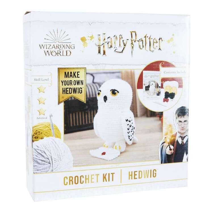 Harry Potter Hedwig Crochet Kit