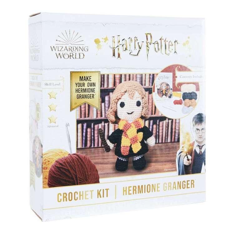 Harry Potter Hermione Crochet Kit