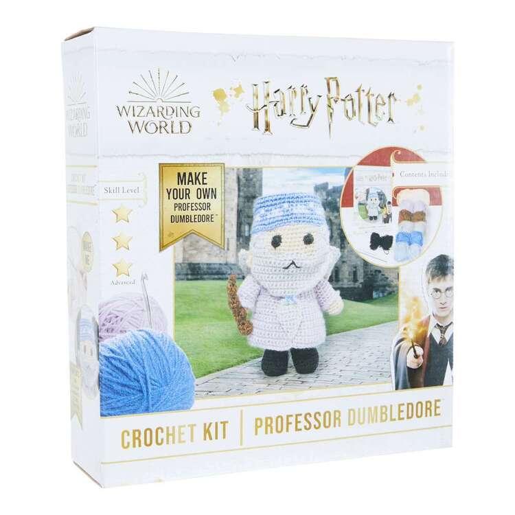 Harry Potter Dumbledore Crochet Kit