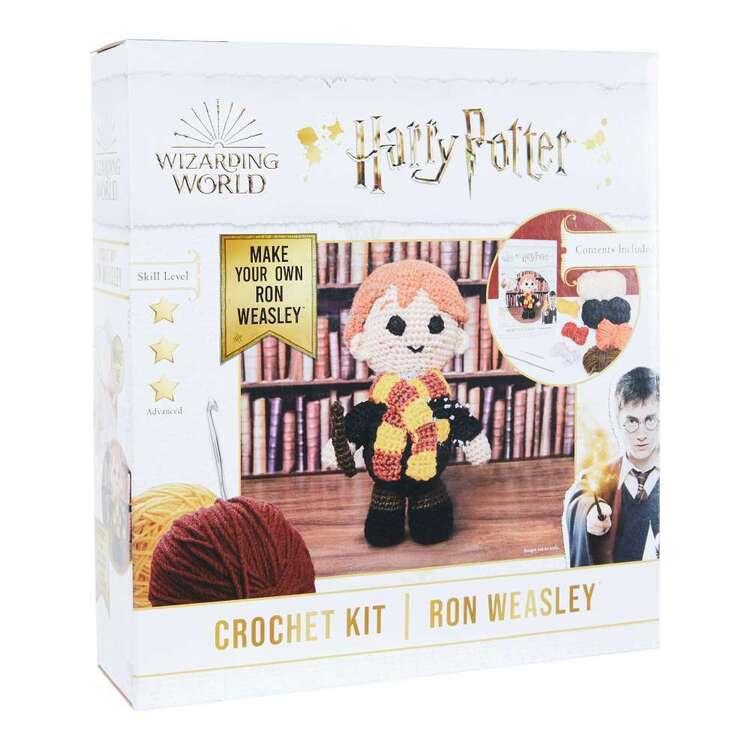 Harry Potter Ron Crochet Kit