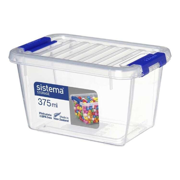Sistema 375 mL Storage Bin With Lid