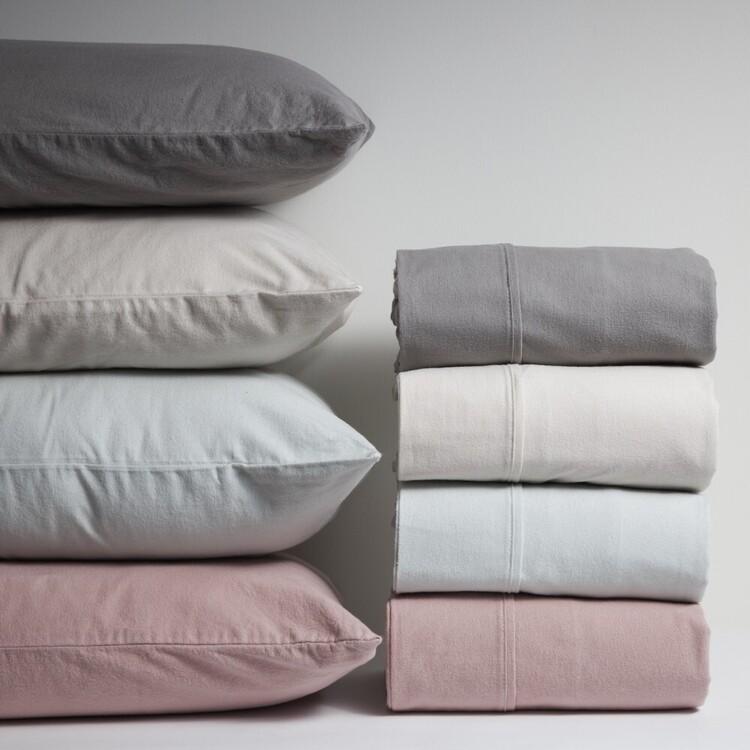 Cloud 9 Cotton Flannelette Sheet Set