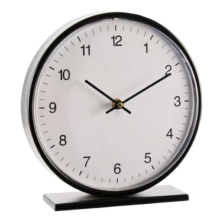 Living Space Table Clock