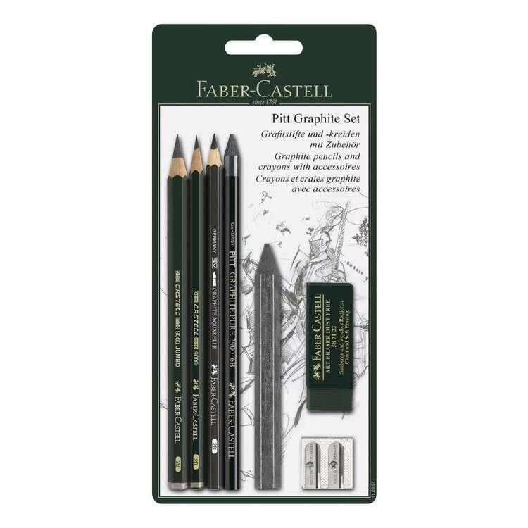 Faber Castell Pitt Graphite Set