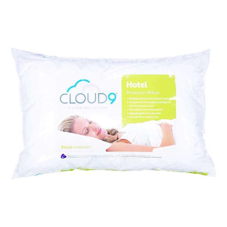 Cloud 9 Hotel Premium Standard Pillow