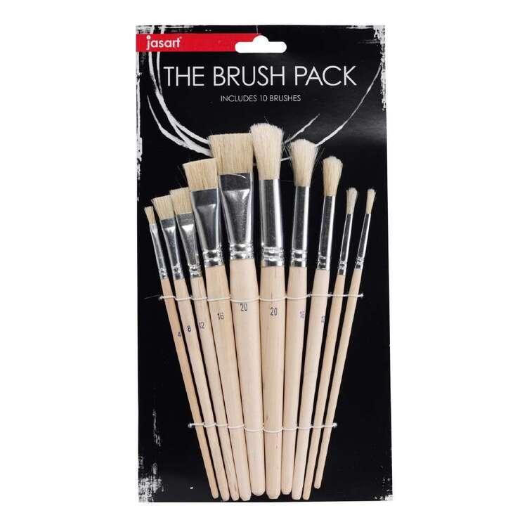 Jasart The 10 Pack Brush Pack