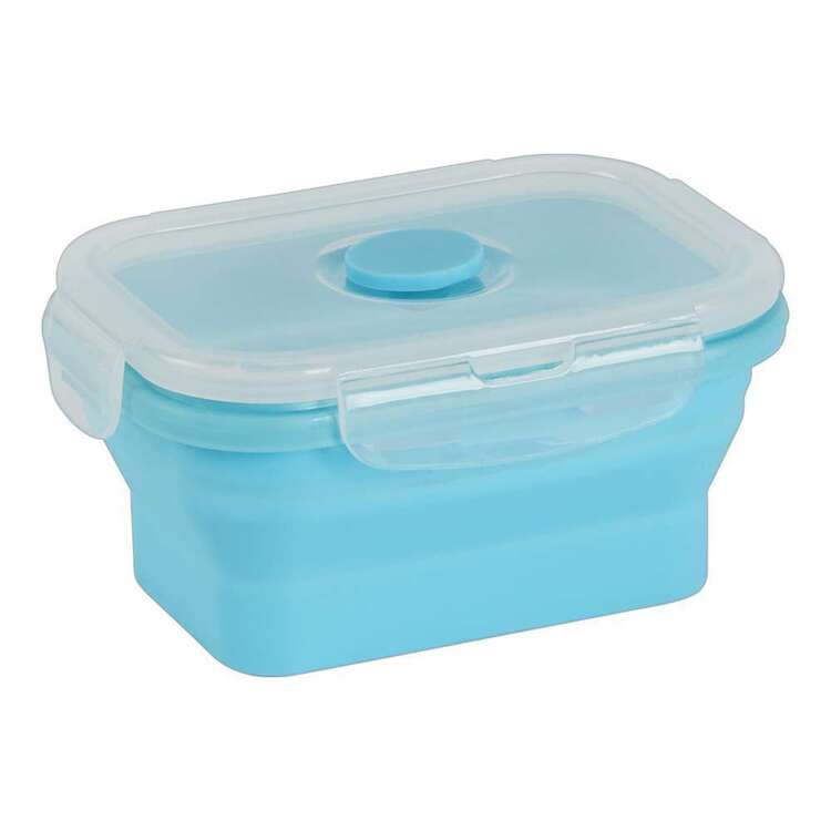 Living Space Collapsible Rectangle Food Container