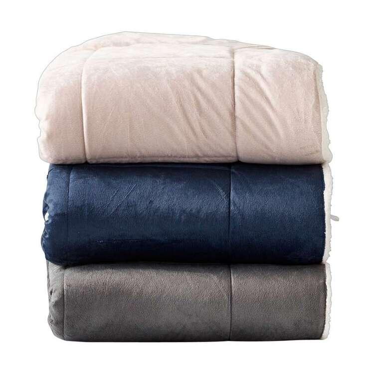 KOO Sherpa Reversible Blanket