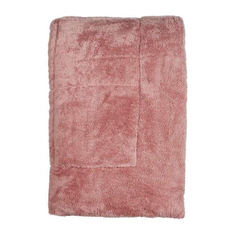 KOO Reversible Teddy Blanket