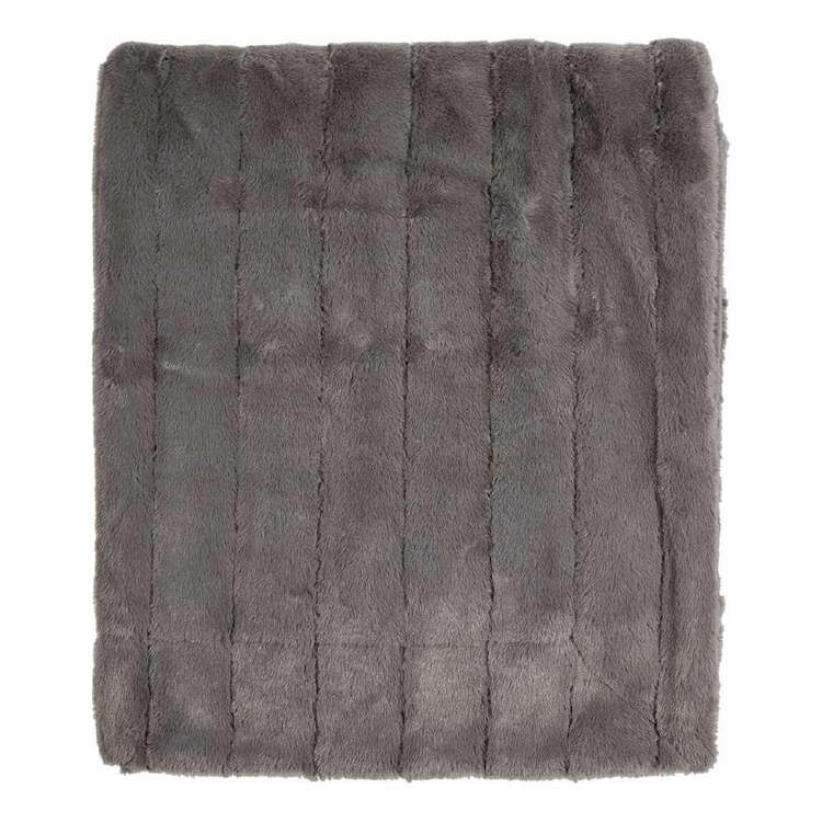 KOO Elite Faux Fur Lux Blanket
